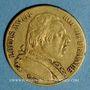 Münzen Louis XVIII (1815-1824). 20 francs buste habillé 1815 L. Bayonne. (PTL 900‰. 6,45 g)