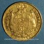 Münzen Royaume d'Italie. Napoléon I (1805-1814). 40 lires 1812 M. Milan. (PTL 900‰. 12,90 g)