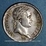 Münzen 1er empire (1804-1814). 1 franc REPUBLIQUE 1808 A