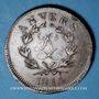 Münzen 1ère restauration (1814-1815). Siège d'Anvers. 10 cmes 1814