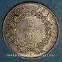Münzen 2e république (1848-1852). 5 francs Louis-Napoléon 1852 A