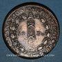 Münzen Constitution (1791-1792). 12 deniers 1792 B Rouen, type FRANCOIS