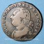 Münzen Constitution (1791-1792). 12 deniers 1792 Q. Perpignan, 1er semestre, type FRANCOIS, MdC