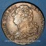 Münzen Constitution (1791-1792). 2 sols 1792 A, type FRANCOIS. Métal de cloche