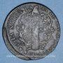 Münzen Constitution (1791-1792). 2 sols 1792 BB. Strasbourg. Type FRANCAIS. Cuivre