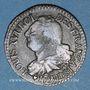 Münzen Constitution (1791-1792). 3 deniers 1792 BB. Strasbourg. Type FRANCAIS