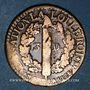 Münzen Constitution (1791-1792). 3 deniers 1792 I. Limoges. Type FRANCOIS