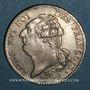 Münzen Constitution (1791-1792). Ecu de 6 livres, type FRANCOIS 1792 A. 2e semestre