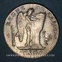 Münzen Constitution (1791-1792). Ecu de 6 livres, type FRANCOIS 1792 I. Limoges. 1er semestre