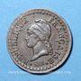 Münzen Consulat (1799-1804). 1 centime an 8 A