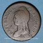 Münzen Consulat (1799-1804). 1 décime an 9 G. Genève