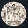 Münzen Convention (1792-1795). 1/2 écu de 3 livres constitutionnel 1793 A,  type FRANCOIS. 1er sem