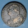 Münzen Convention (1792-1795). 2 sols 1793 AA. Metz. Type FRANCOIS