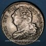 Münzen Convention (1792-1795). 2 sols constitutionnel 1793 BB, an 5 Strasbourg. Type FRANCAIS