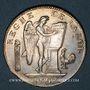 Münzen Convention (1792-1795). Ecu de 6 livres 1793 A. 2e semestre