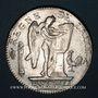 Münzen Convention (1792-95). Ecu de 6 livres constitutionnel 1793 A,  type FRANCOIS