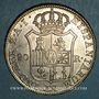 Münzen Espagne. Royaume. Joseph Napoléon (1808-1813). 20 reales 1810 M-A.I. Madrid