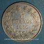 Münzen Gouvernement de défense nationale (1870-1871). 5 francs Cérès sans légende 1870 A