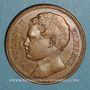 Münzen Napoléon II (1811-1832). 5 francs 1816. Essai. Bronze