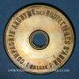 Münzen Ahun (23). Compagnie Anonyme des Houillères d'Ahun. 1 franc payable en pain