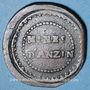 Münzen Anzin (59). Mines d'Anzin. sans valeur. Module rare !