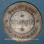 Münzen Besançon (25). Fourneaux Economiques. 10 centimes