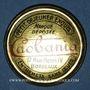 Münzen Bordeaux. Caobania. 5 centimes (vert/rouge)