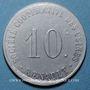 Münzen Boulogne Billancourt (92). Sté des Usines Renault. 10 centimes