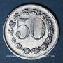 Münzen Châteauneuf (35). Camp de prisonniers de guerre allemands. 50 centimes