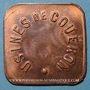 Münzen Couëron (44). Usines. 25 centimes
