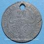 Münzen Crouy (02). Forges de l'Aisne. 3V