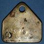 Münzen Forbach (57). Les Puits Simon. Jeton de présence, n° matricule 1176