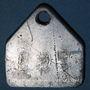 Münzen Forbach (57). Les Puits Simon. Jeton de présence, n° matricule 751