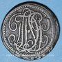 Münzen Fresnes (59). Mines de Fresnes. sans valeur