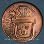 Münzen Heimsbrunn (68). STR (Strassacker, Fabrique de bronze d'art Funéraire). sans valeur)