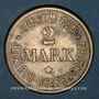 Münzen Illkirch-Graffenstaden (67). Consum-Genossenschaft (1873-79). 1 mark
