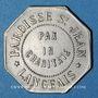 Münzen Langeais (37). Paroisse St Jean. sans valeur