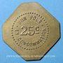 Münzen Le Puy (43). Café Miramand. 25 centimes