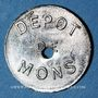 Münzen Le Puy (43). Dépot de Mons (prisonniers de Guerre). 5 centimes