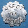 Münzen Le Puy (43). Dépot de Mons (prisonniers de Guerre). 5 francs