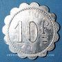 Münzen Le Puy (43). Hôtel Maurice. 10 francs