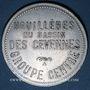 Münzen Les Cévennes (30). Houillères du Bassin des Cévennes - Groupe centre. 2 sacs de bois