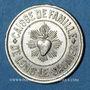Münzen Lons-le-Saunier (39). Caisse de Famille. Economat Saint-Désiré. 50 centimes