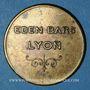 Münzen Lyon (69). Eden-Bars. 10 centimes Remboursable