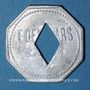Münzen Lyon (69). Eden-Bars. 20 centimes