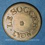 Münzen Lyon (69). Le Soccer. sans valeur