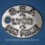 Münzen Lyon (69). S. E. A. - Lyon. Bon prime