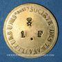 Münzen Lyon (69). Société des Travailleurs Unis. 1 franc