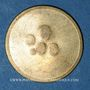 Münzen Lyon (69). Société des Travailleurs Unis. 25 centimes