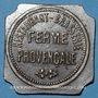 Münzen Marseille (13). Exposition Coloniale (1922) - Ferme Provençale, Restaurant-Brasserie. 3 francs